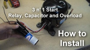 How to Install a Universal Relay (3 n 1 Starter) on your
