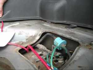 Fuel Pump Hot Wire  CntrlSwitch HowTo  YouTube