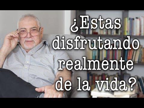 Jorge Bucay - ¿ Estas disfrutando realmente de la vida ?