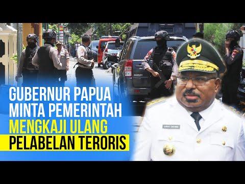 Mekopolhukam: KKB Papua masuk ketagori Teroris