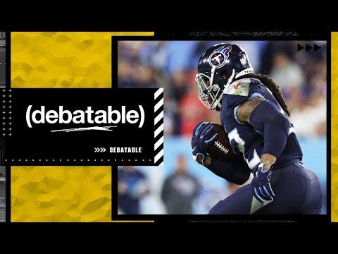 Discussing Derrick Henry's EPIC MNF performance vs. Bills   (debatable)