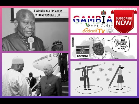 GAMBIA REPORTS 24TH MARCH 2020