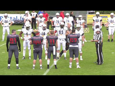 GFL 2019: Kirchdorf Wildcats - Ravensburg Razorbacks