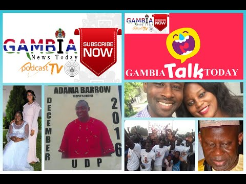 GAMBIA TODAY TALK 9TH JANUARY 2020