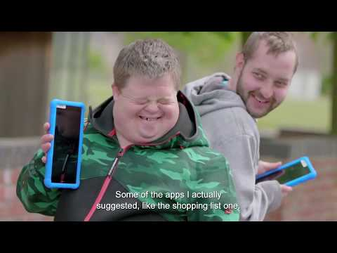 Creating a more independent living with Mencap