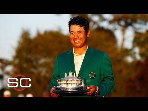 2021 Masters Final Round Highlights: Hideki Matsuyama makes history for Japan | SportsCenter
