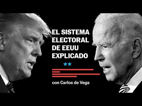 Elecciones EE.UU. Explainer: el más votado no siempre gana