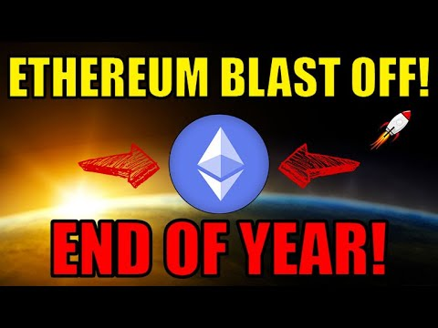 ETHEREUM ABOUT TO SKYROCKET! Expecting Big Moves From Both Ethereum & Bitcoin Into End Of Year! 🚀🚀🚀