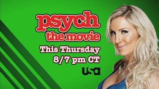 Image result for Charlotte Flair in Psych the movie