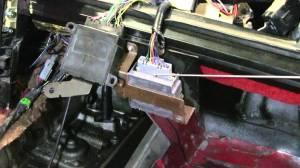 C4 Corvette Cutaway Anti TheftVATS Mod  YouTube