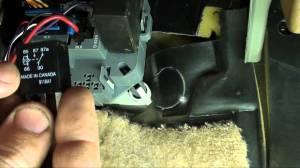 Daytime running light circuit troubleshooting (DRL circuit)  YouTube