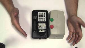 What is a Motor Starter & Electric Motor protection  WEG