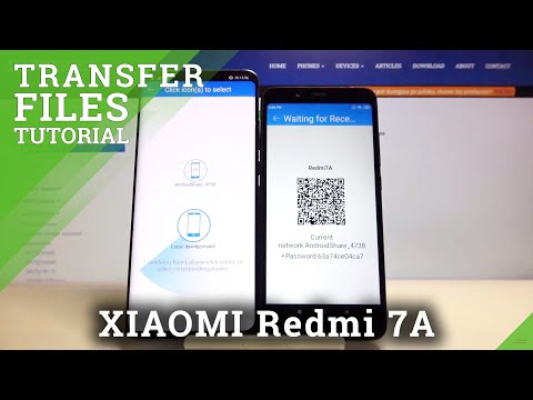 How to Copy all Photos, Music, Apps and Contacts from Xiaomi Redmi 7A to new phone fast and free