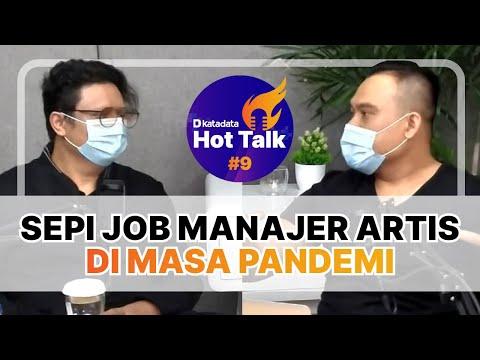 Manajer Artis Nganggur Karna Pandemi? | Hot talk #9 | Katadata Indonesia