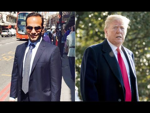 FBI JAMES COMEY KEPT GEORGE PAPADOPOULOS EVIDENCE DENIAL OF COLLUSION AWAY FROM FISA COURTS