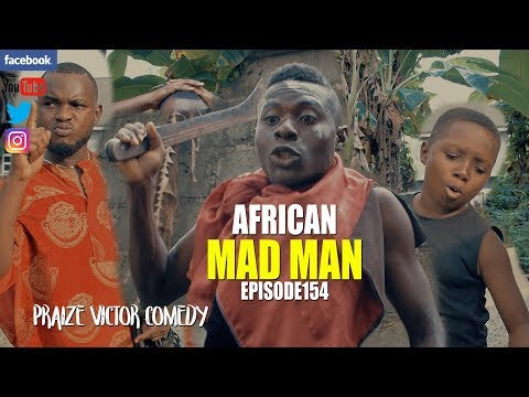 MAD PEOPLE episode154 (PRAIZE VICTOR COMEDY )