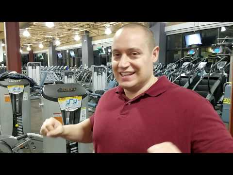 CLINTON EMAIL WORKOUT: Maxing Out Chest Machine 9 Reps by H. A. Goodman