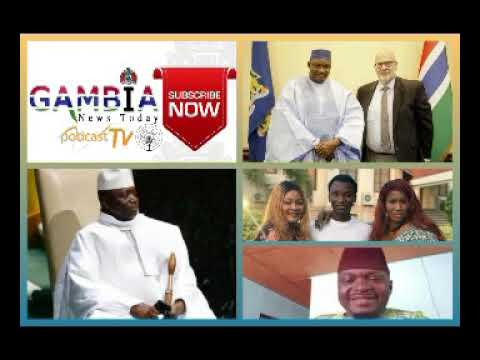 GAMBIA TODAY TALK 12TH APRIL 2021