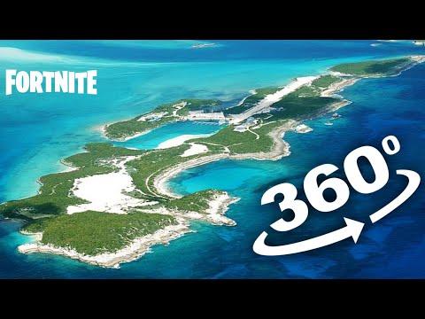 VR 360 Video | Relaxing on Caribbean Islands 4K