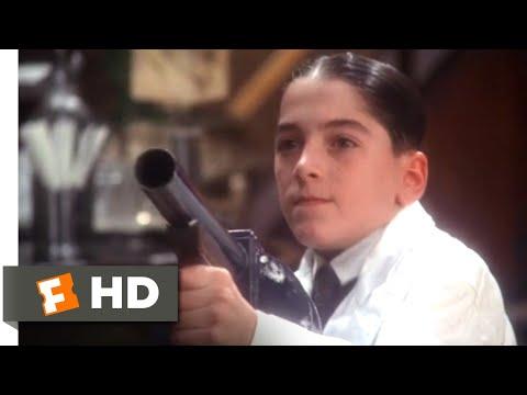 Bugsy Malone (1976) - Splurge Shootout Scene (9/10) | Movieclips