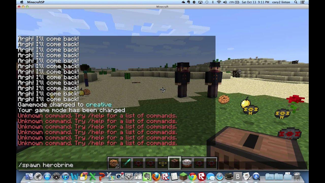 Minecraft Xbox 360 Herobrine Mod Bing Images