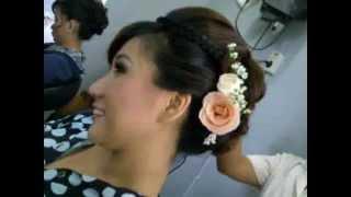 Voni Khoe Make Up Hair Do Bali Youtube