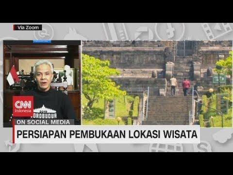 Gubernur Ganjar: Simulasi Pembukaan Kawasan Candi Borobudur Sudah Dilakukan Berkali-kali