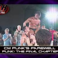 CM Punk's Farewell in Ring of Honor (Highlights)