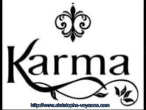 karma et voyance