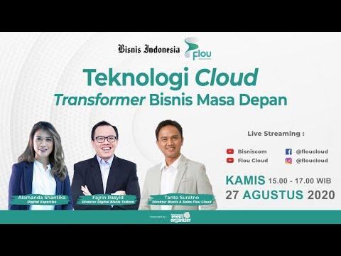 Teknologi Cloud, Transformer Bisnis Masa Depan