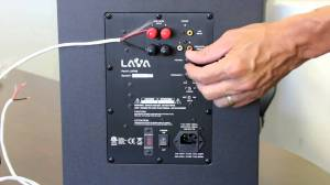 How To Install a HomeTheater Subwoofer  YouTube