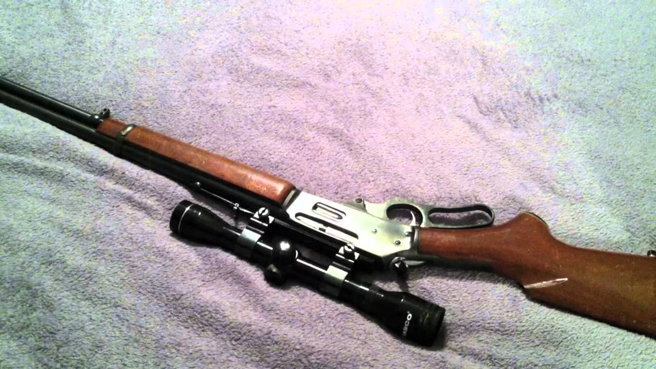 Marlin Model 336 Lever Action Review