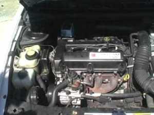 2001 Saturn SL2 Engine Noise  YouTube