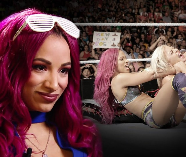 Sasha Banks On Which Brand She Wants To Be Drafted To Becoming Wwe Womens Champion More Wrestling Inc