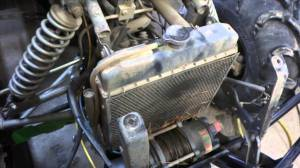 ATV Thermostat Replacement and Overheating Issues  YouTube