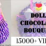 Diy Barbie Doll Decoration With Chocolates For Wedding Chocolates Decoration For Wedding Video Sportnk