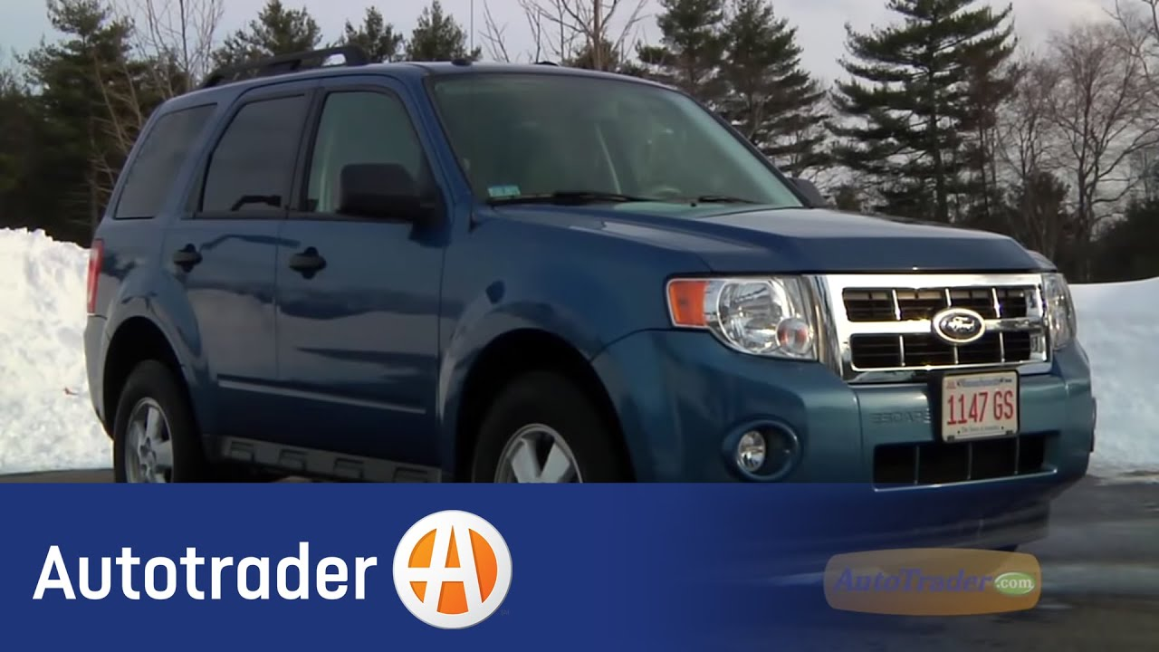 2008 2010 Ford Escape Suv Used Car Review Autotrader Com Youtube