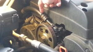 Power Steering Hose Replacement 2002 Honda Odyssey  YouTube
