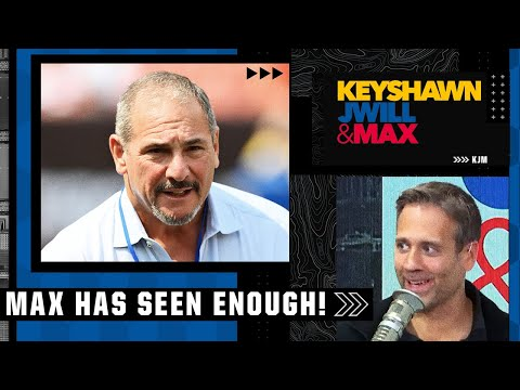 'I'VE SEEN ENOUGH!' - Max doesn't want the Giants to be 'stuck with' GM Dave Gettleman anymore   KJM