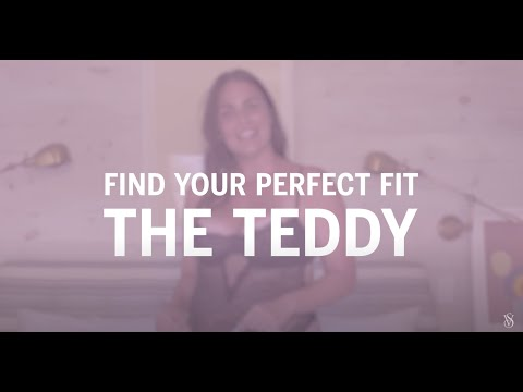 FIND YOUR BEST FIT: THE TEDDY | VICTORIA'S SECRET