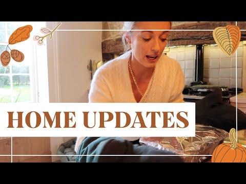 LOTS OF HOME & GARDEN UPDATES + AUTUMN FASHION HAUL // Fashion Mumblr