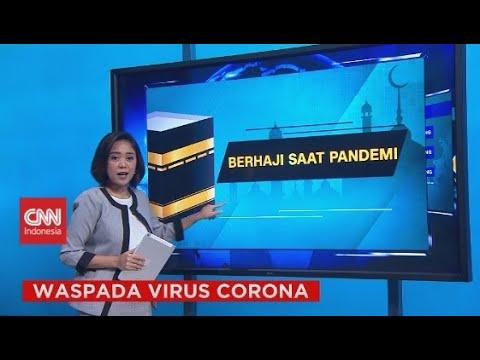 Berhaji Saat Pandemi
