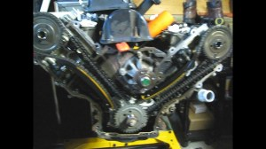 Ford 54l Timing chain removal plan  YouTube