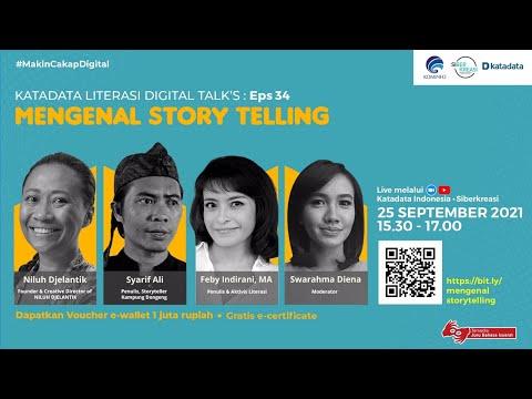 Mengenal Story Telling