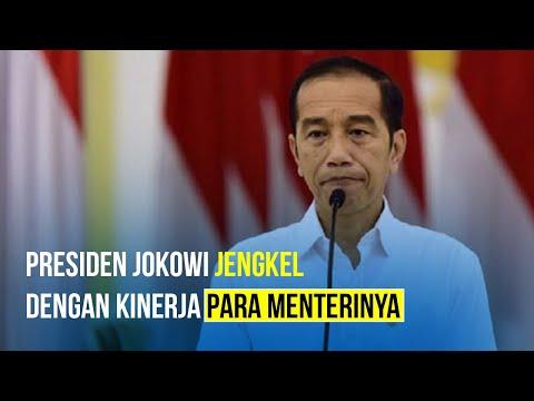 Jokowi: Kepikiran Untuk Reshuffle Kabinet
