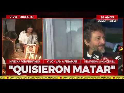 """Abogado de familia Báez Sosa sobre los acusados: """"Quisieron matar"""""""
