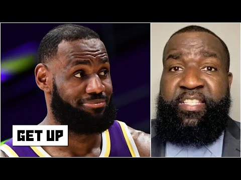 Kendrick Perkins and Zach Lowe love the NBA play-in tournament, despite LeBron's comments   Get Up