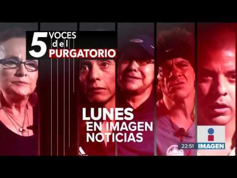 Resultado de imagen para serie cinco voces del purgatorio
