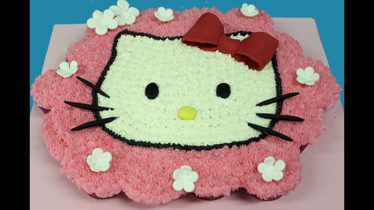 Hello Kitty On Pinterest Hello Kitty Cupcakes Cupcake