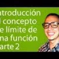 Funciones matemáticas: límites